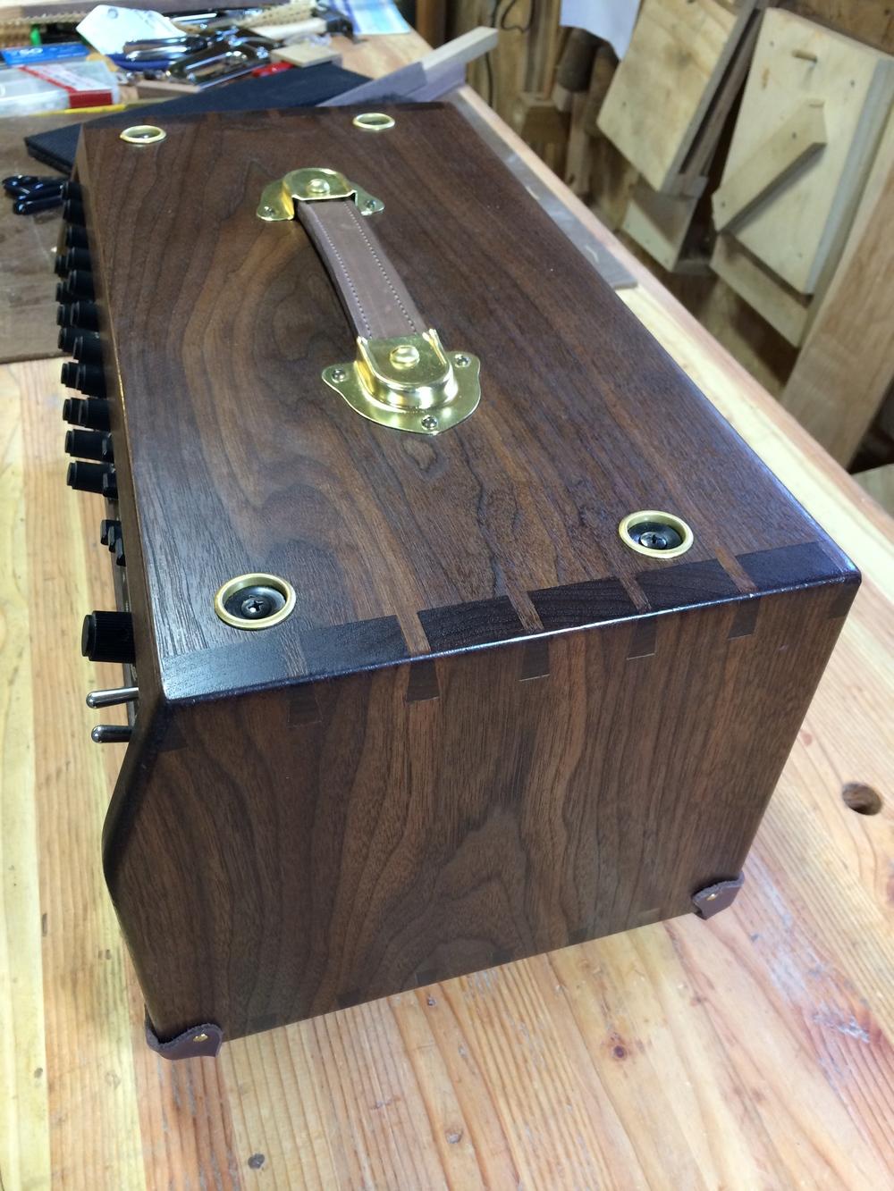 Guitar Amplifier Head Enclosure Dcw Woodworks