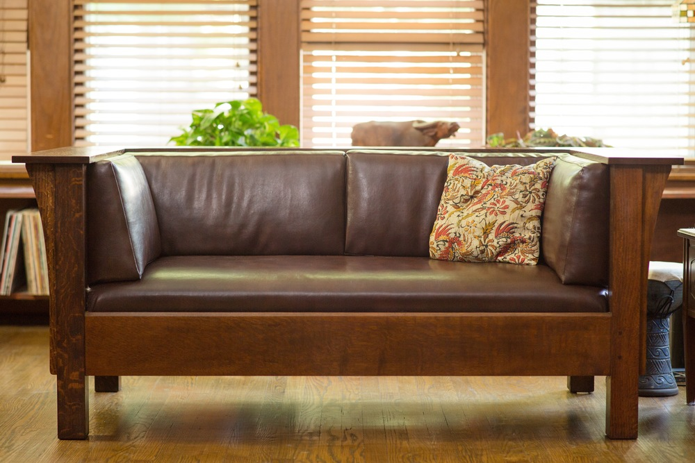 Prairie Sofa And Love Seat Dcw Woodworks