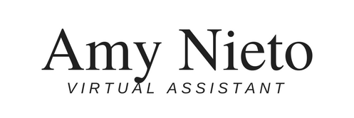 Amy Nieto Virtual Assistant