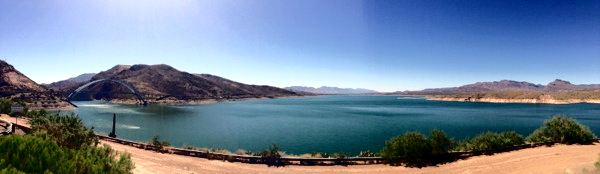 Roosevelt Lake - Photo by Christie Roshau
