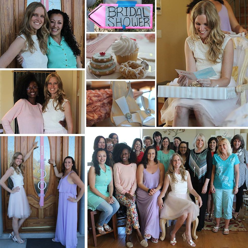 Bridal Shower - Christie (Roshau) Lukes