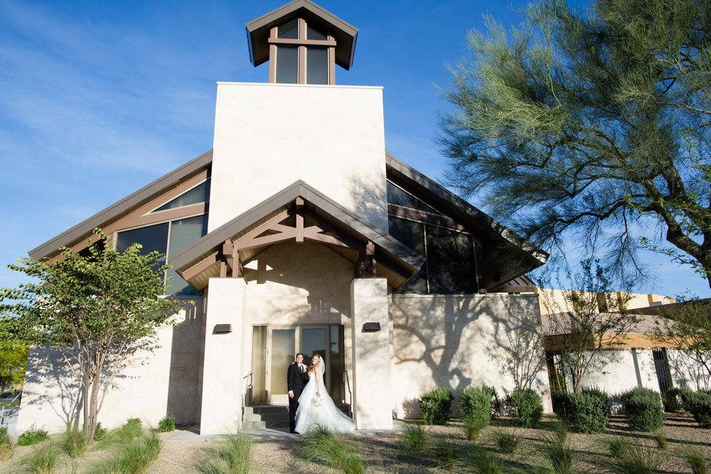 Grace Chapel, Scottsdale Bible Church (exterior)