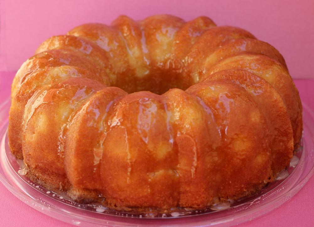 Pineapple Rum Cake : $24