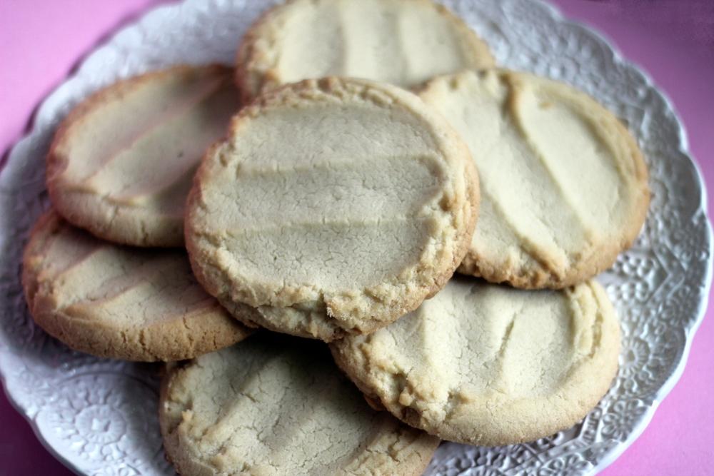 Old School Butter Cookies