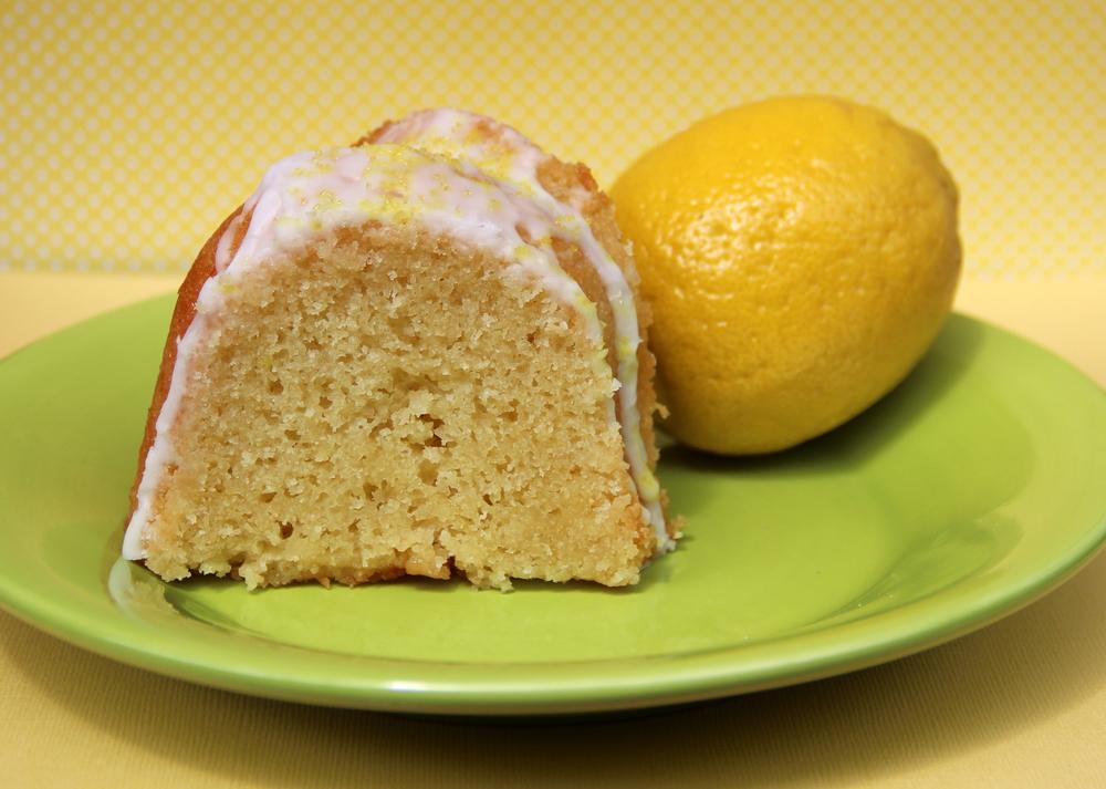 """Lemon """"Breakfast"""" Cake : $24"""