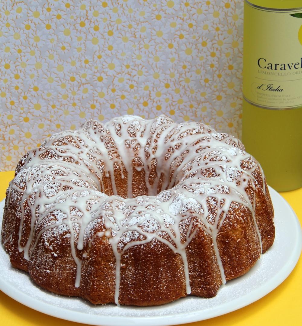 Limoncello Cake : $24