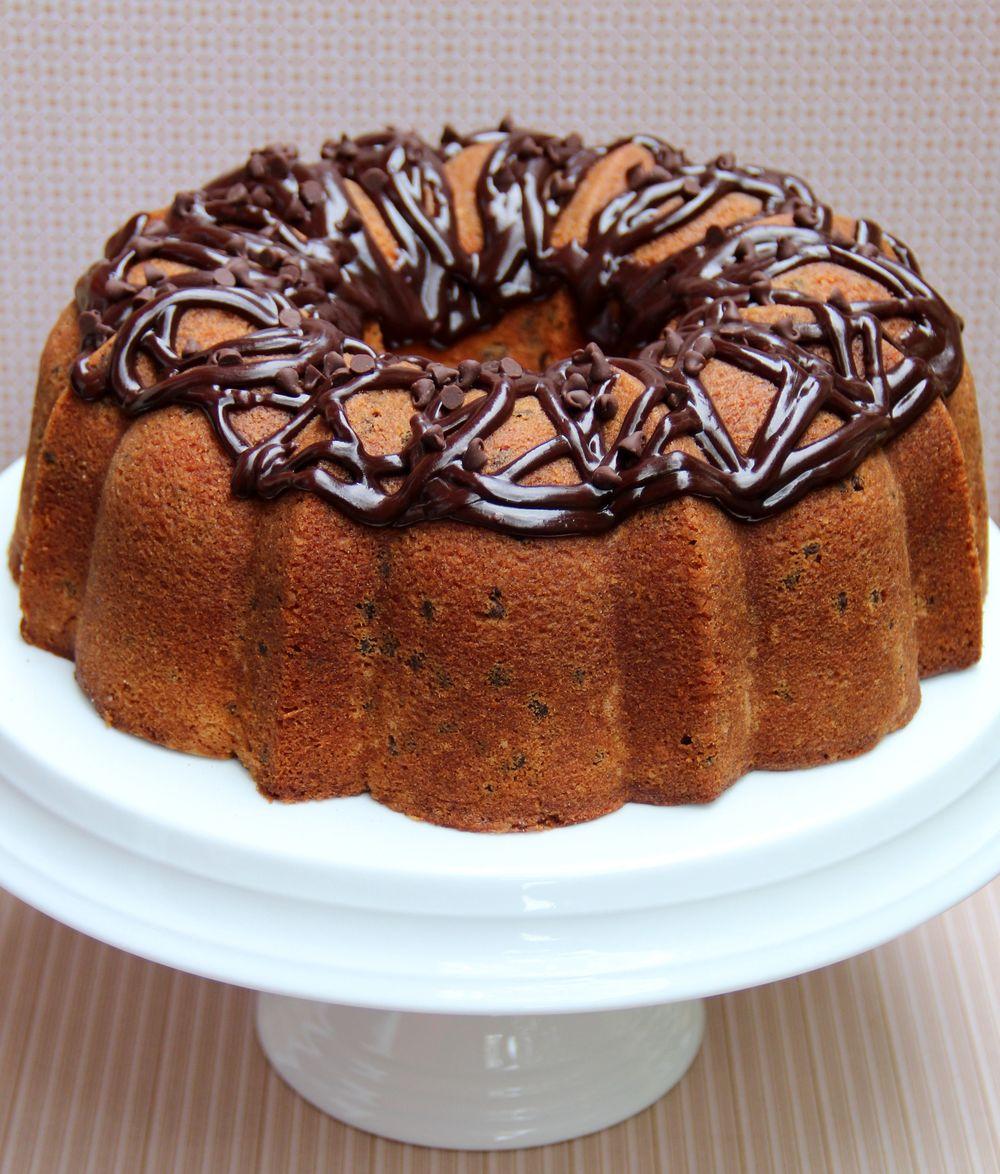 Mini Chocolate Chip Pound Cake : $24