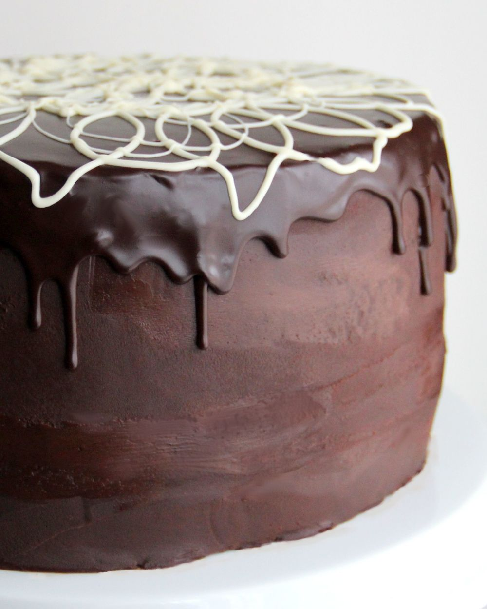 Double Chocolate Fudge Cake : $40