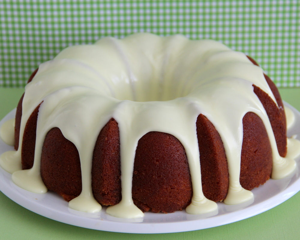 Key Lime Pound Cake : $24