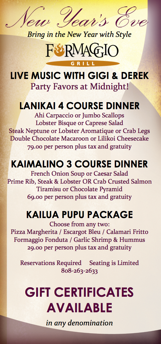 Formaggio Grill New Years Eve Menu.png