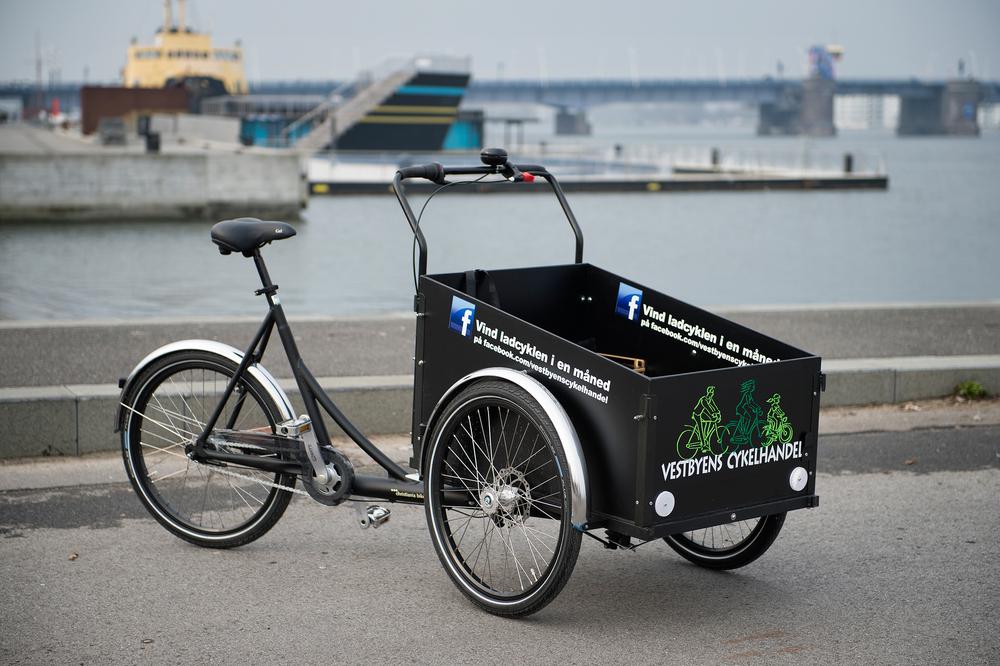 Synlig cykelhandel
