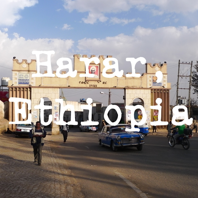 Quick & Dirty Harar Ethiopia Travel Guide