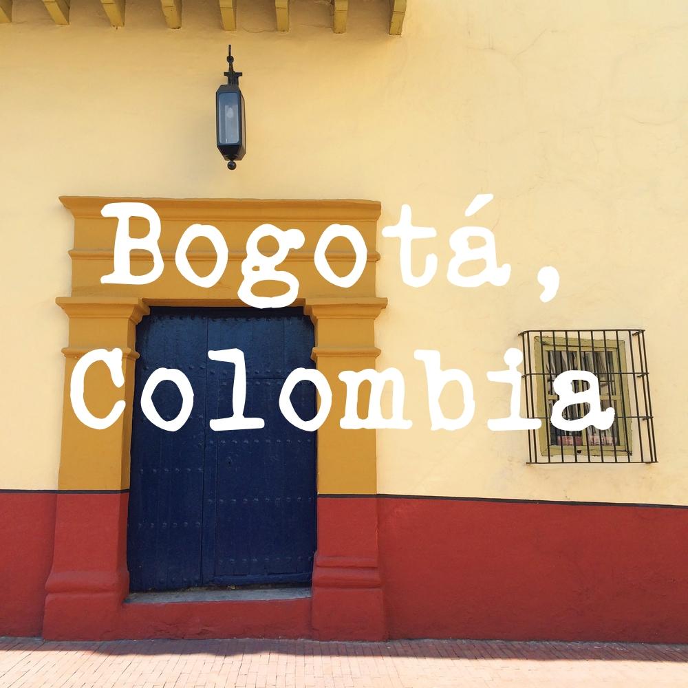 Quick & Dirty Bogota Travel Guide