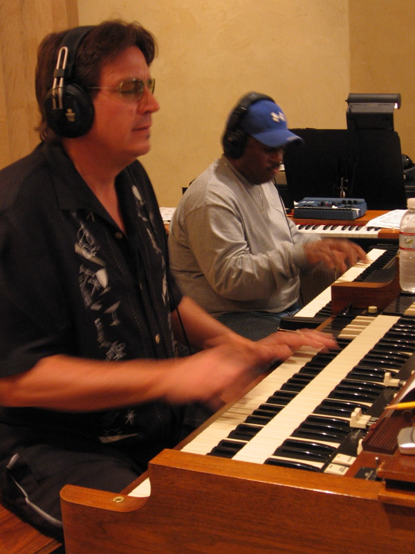 Ricky Peterson & Eddie Miller
