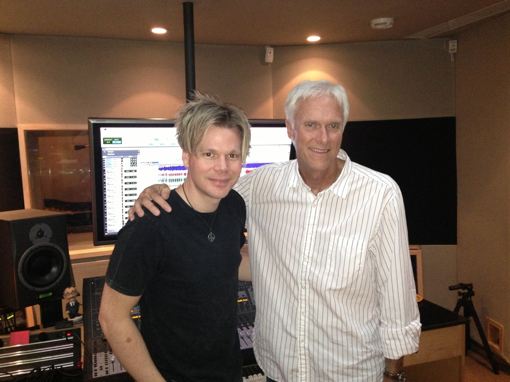 BC & Bud Harner (who signed Brian to his first record deal)