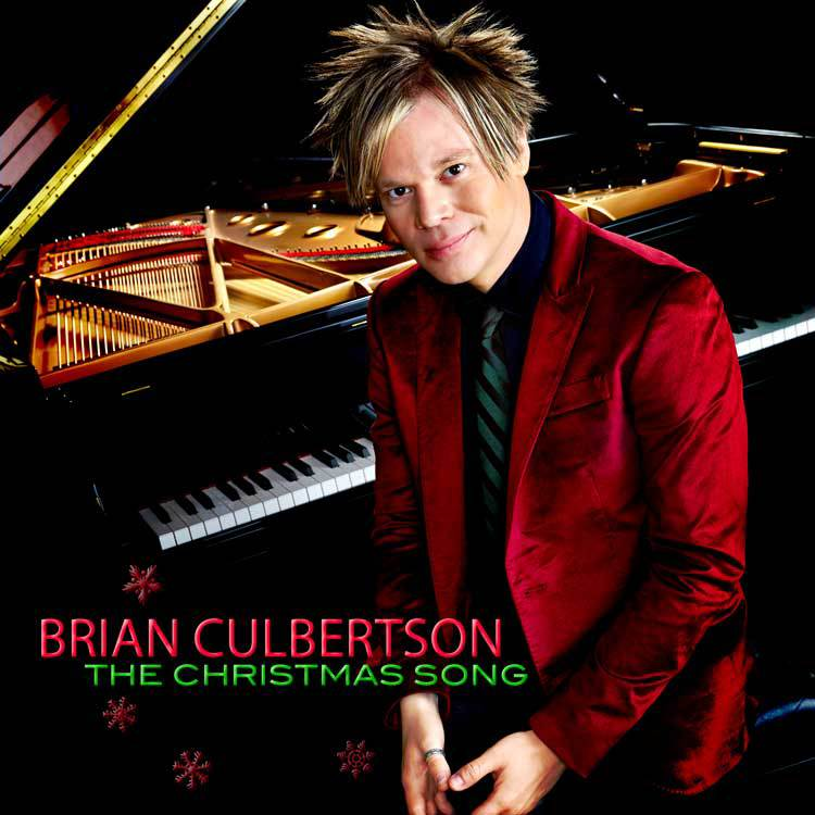 Brian's solo piano rendition of the holiday classic! Download this single now on iTunes and HERE.