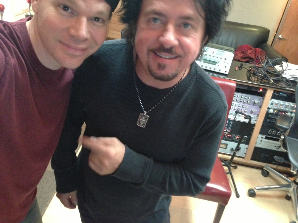 BC & Steve Lukather