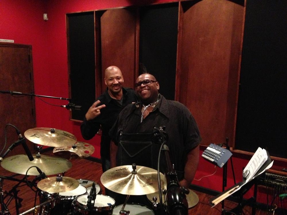 Alex Al & Michael Bland