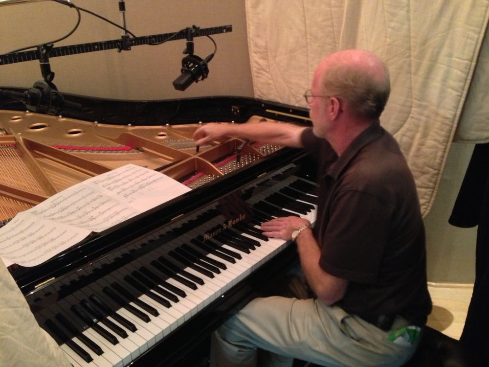 Ron Tuttle - piano tuner