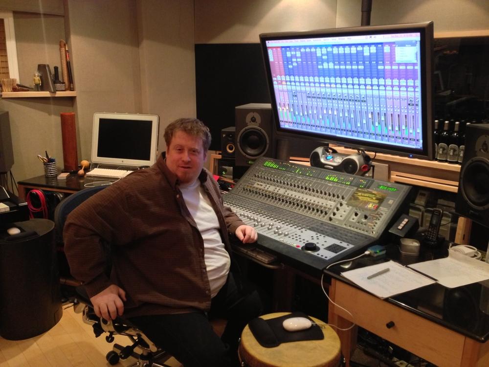 Bob Horn mixing