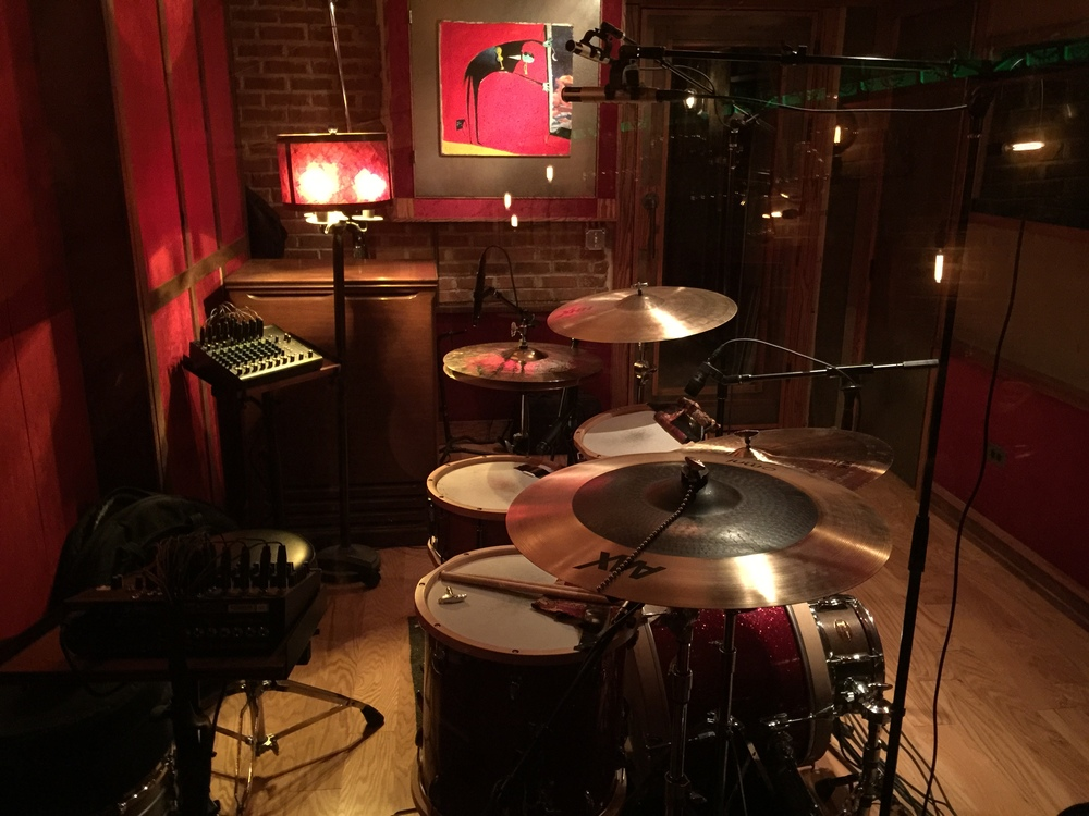 BCM Studios Recording Room