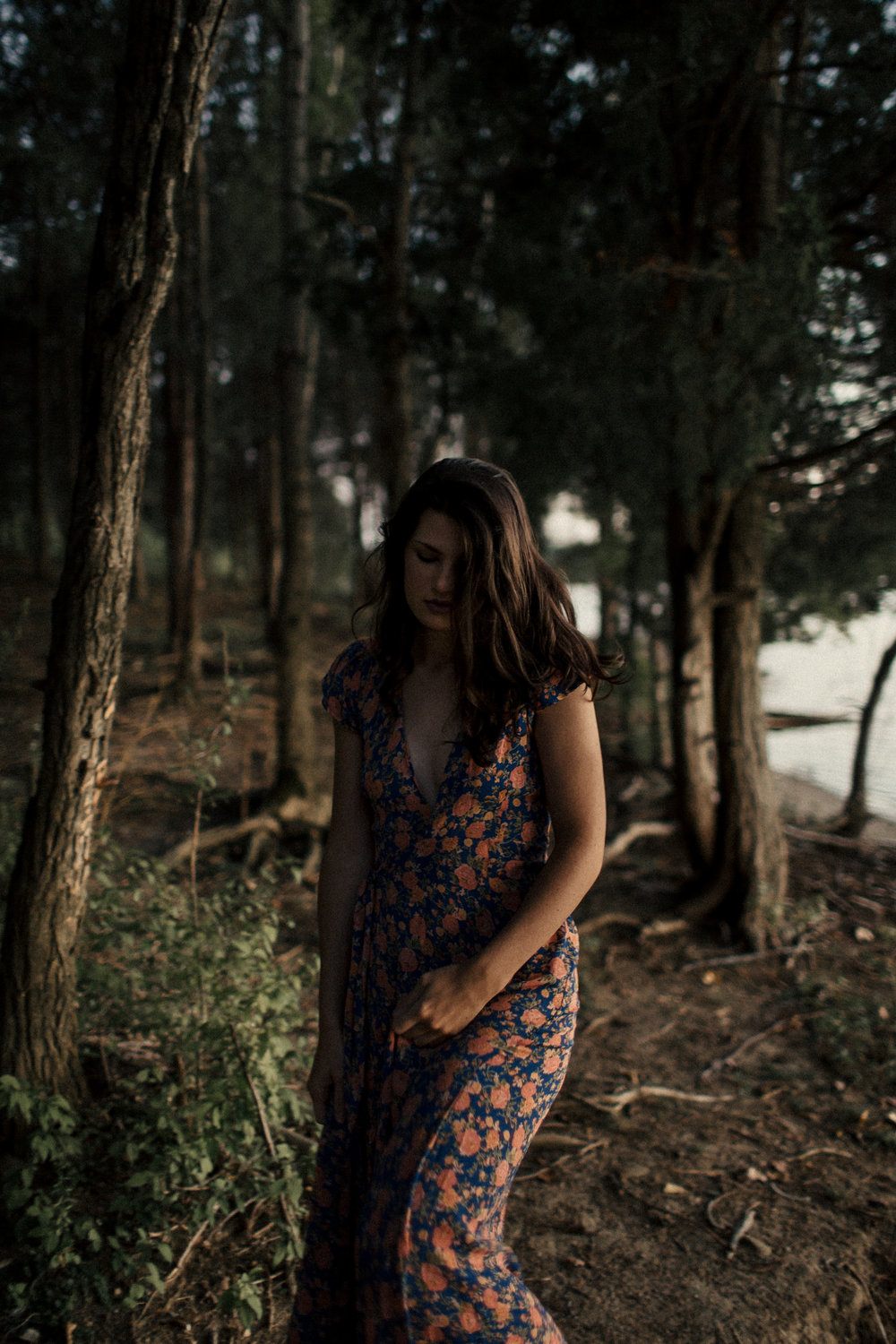 floral maxi dress tularosa sid maxi dress editorial sarah rose iamsarahrose ohio portrait photography