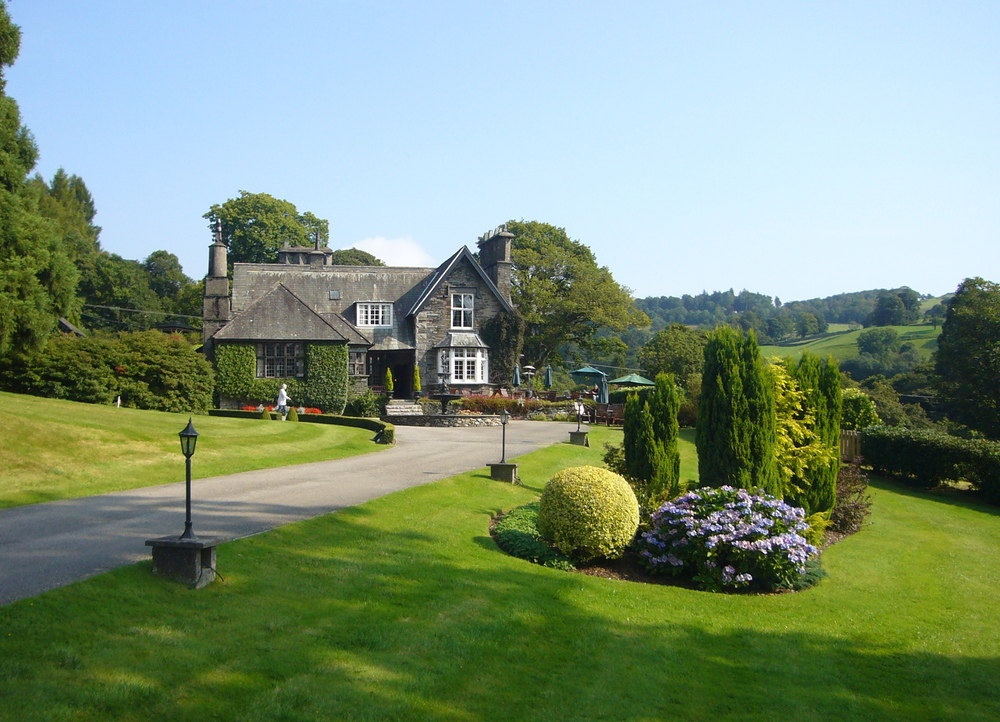 Broadoaks Country House Hotel, The Lake District