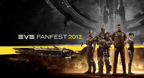 Fanfest 2013 program cover