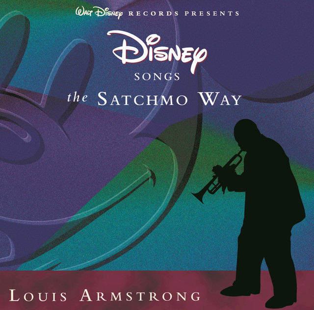 Bibbidi-Bobbidi Boo can be found on this recording and originally on The Wonderful World of Louis Armstrong released in 1968.