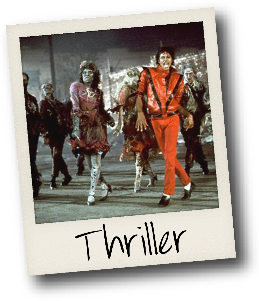 Learn the iconic Thriller routine!