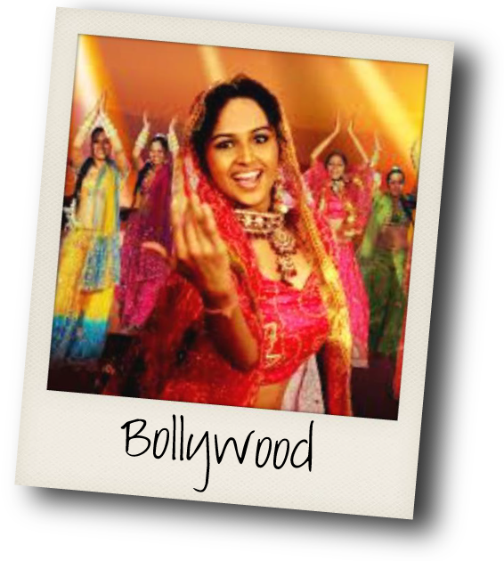 Bollywood dance themed Hen Party