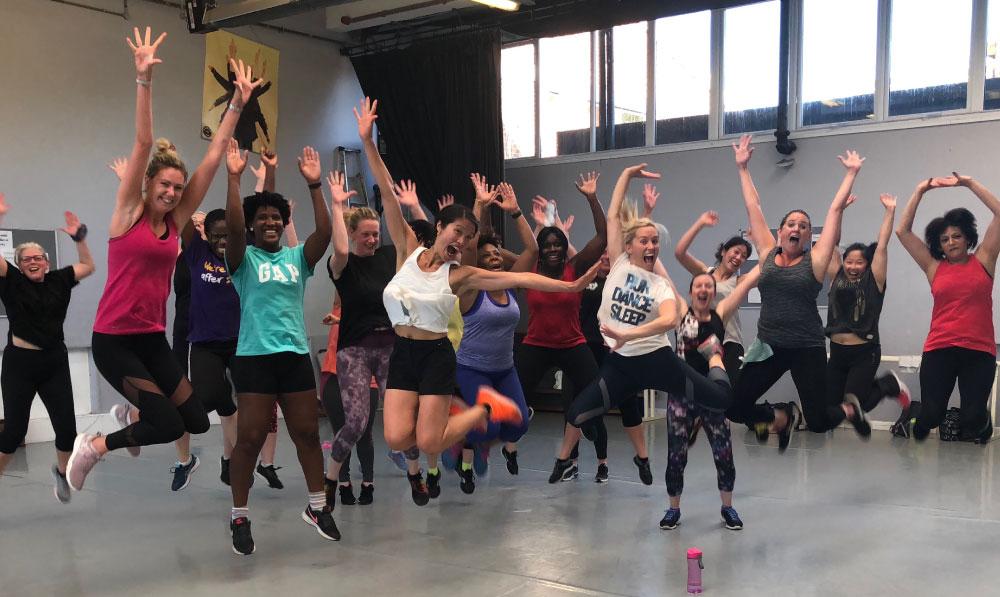 The friendliest fitness classes in South East London!    Book A Class
