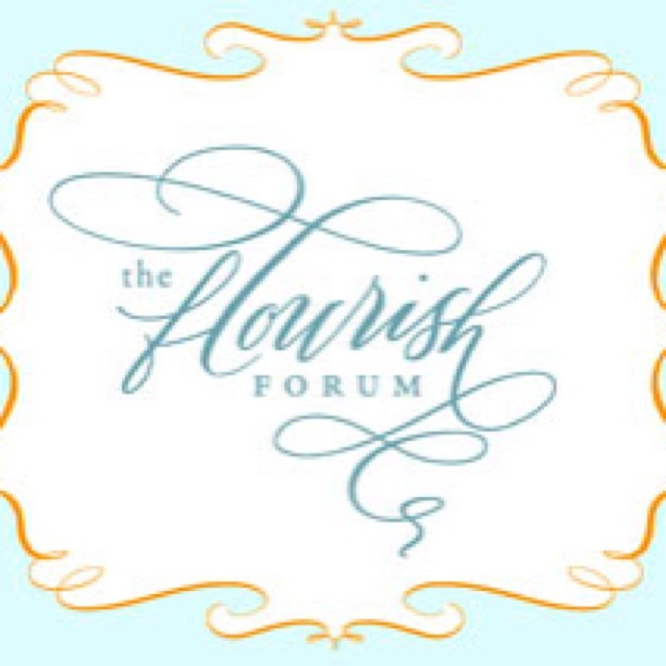My friend Erica @flourishforum McPhee, Master Flourisher (nary a wiggly hairline on this girl's lettering!), opens her new forum this week! A fab resource with a truly talented hand behind it. Yay! #flourishing #contemporarylettering #moderncalligraphy #spencerian #copperplate #calligraphy