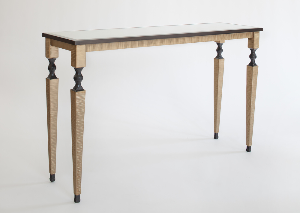 Bronze Console Table