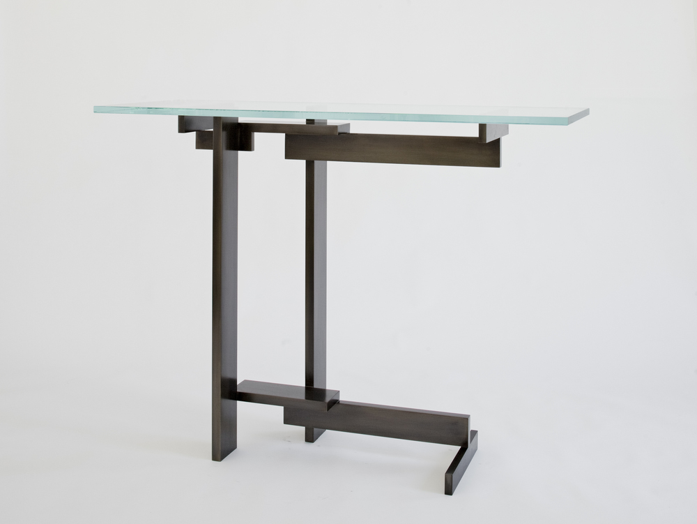 Tetra Console Table