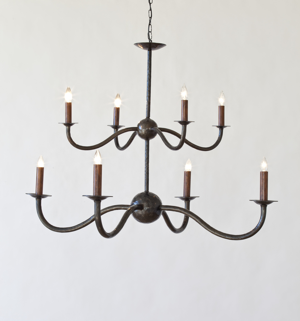 Espere Chandelier - 8 Light