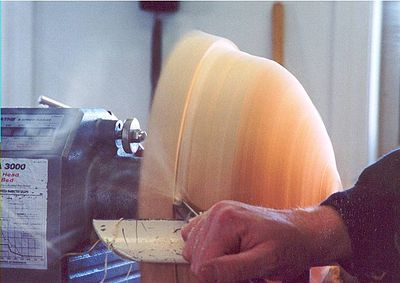 News -- Woodturning Photo