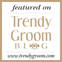 Trendy Groom Blog Feature
