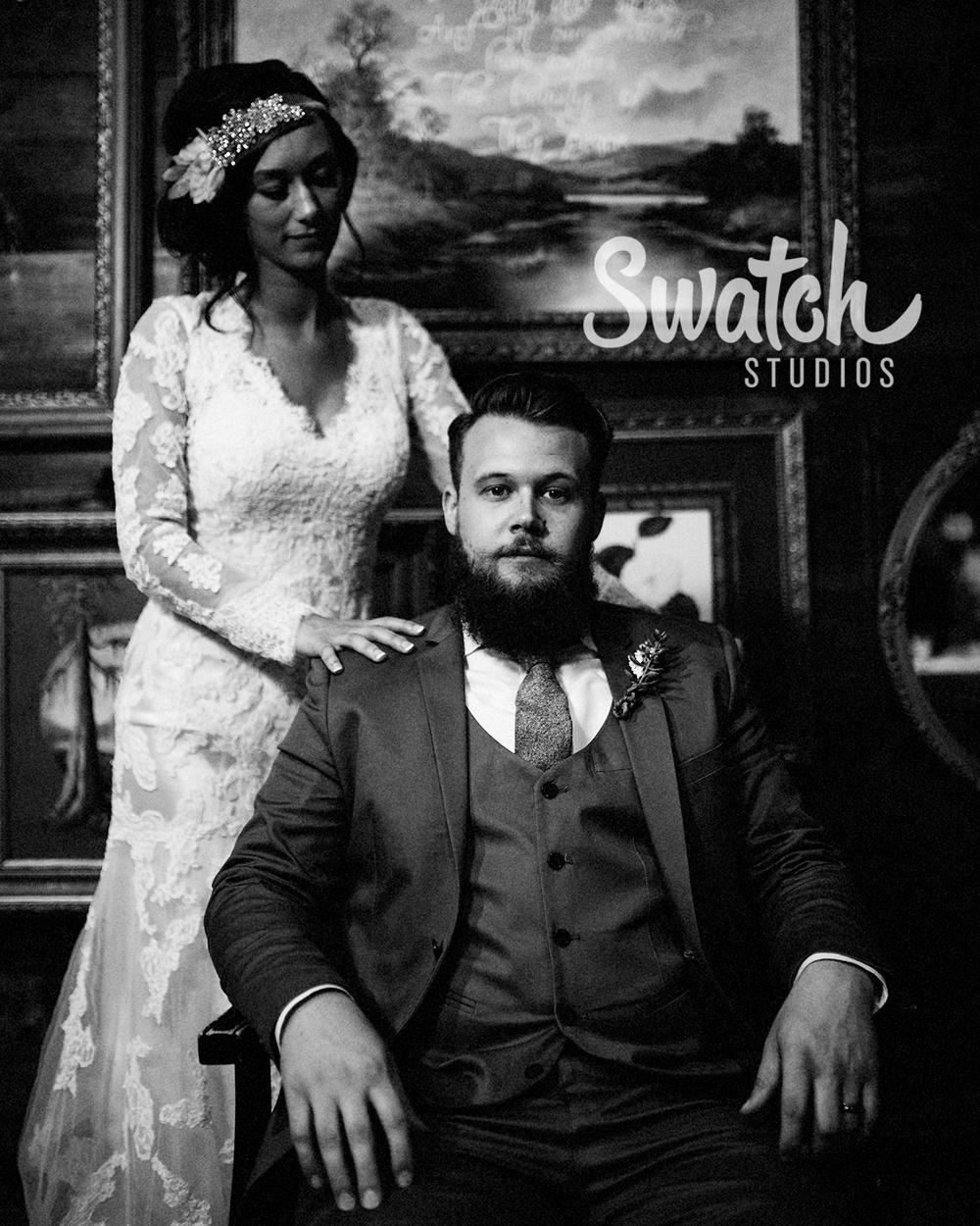 Bride_and_Groom_Vintage_Portrait