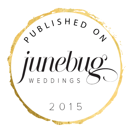 Junebug Wedding Blog Photographers