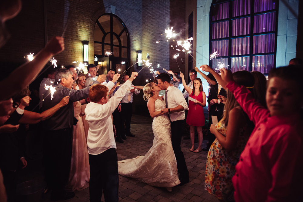 Sparkler_Exit_Michigan_Wedding