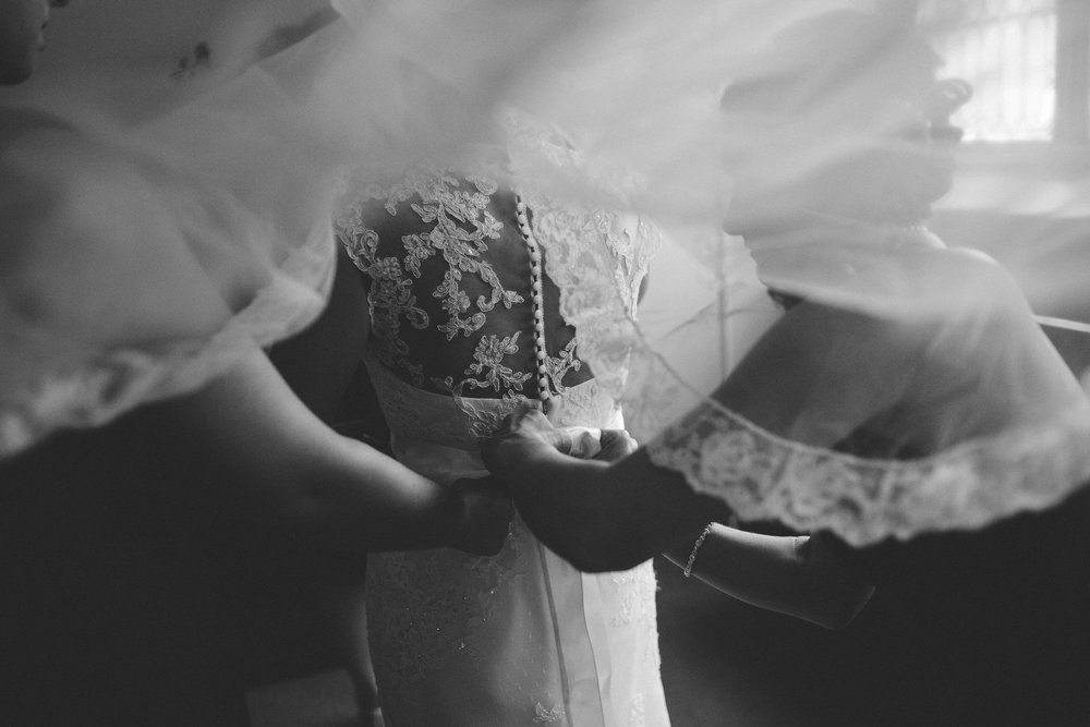Lace Bridal Veil