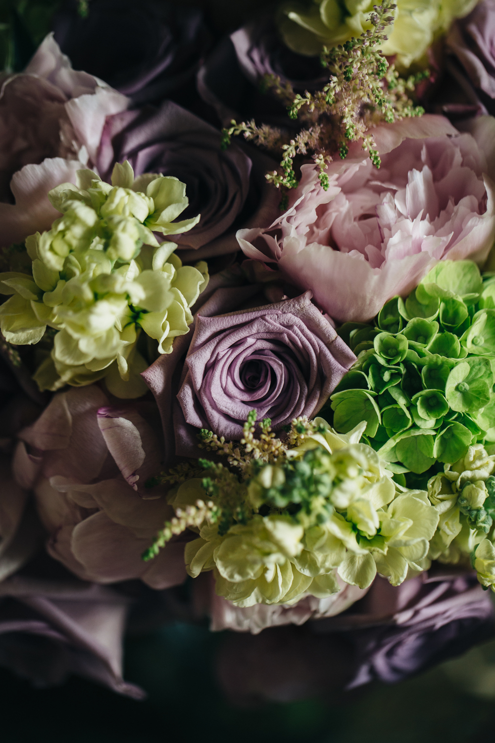 Vintage wedding florals by Your Perfect Day Wedding Planner