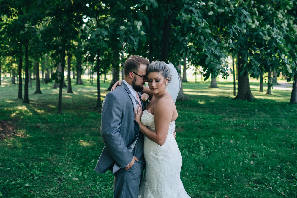 Wedding Photography at Stone Ridge Golf Club