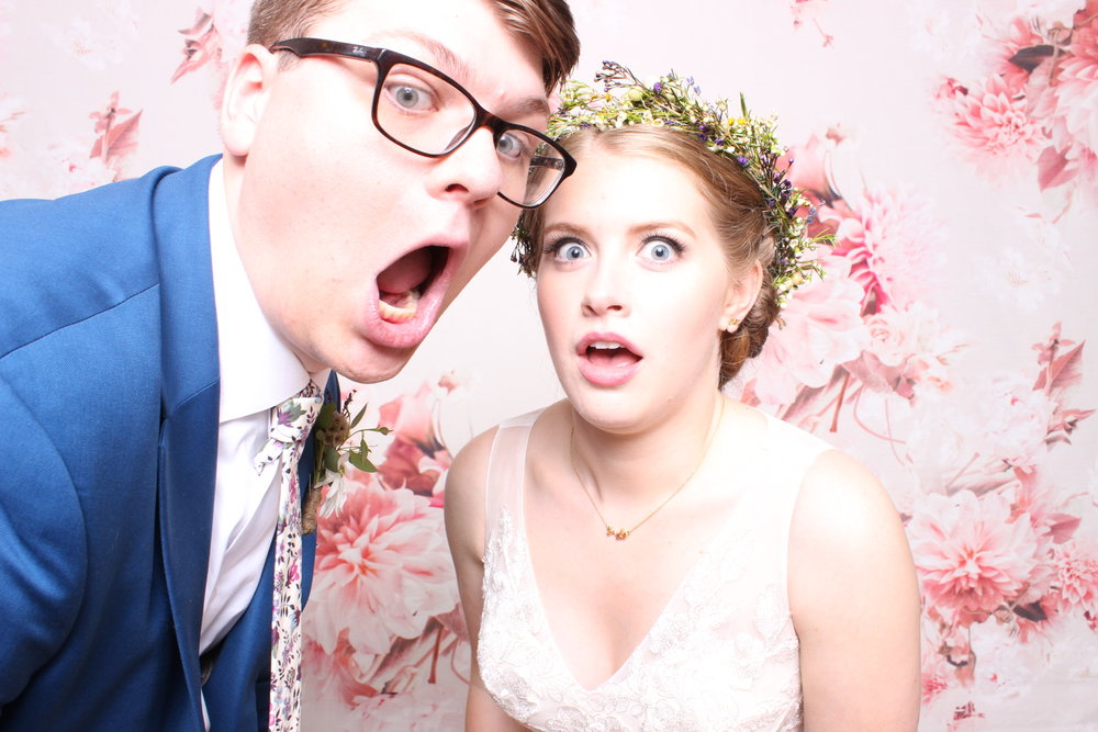 Swatch Photobooth wedding service