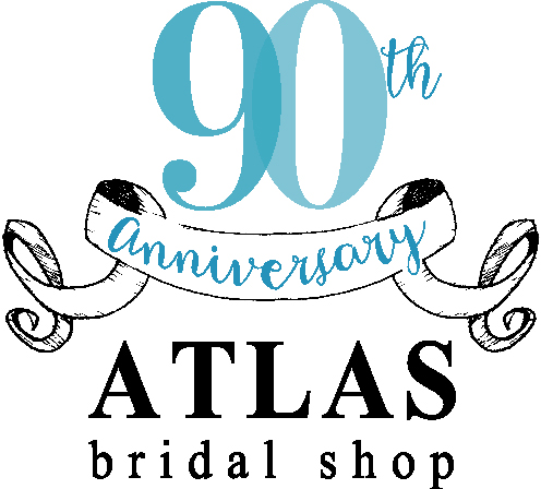 Atlas Bridal Shop is providing the TWO beautiful wedding gowns that our model bride will be showing off. Come see these dresses in action and meet Tiffany to make an appointment to try on dresses!