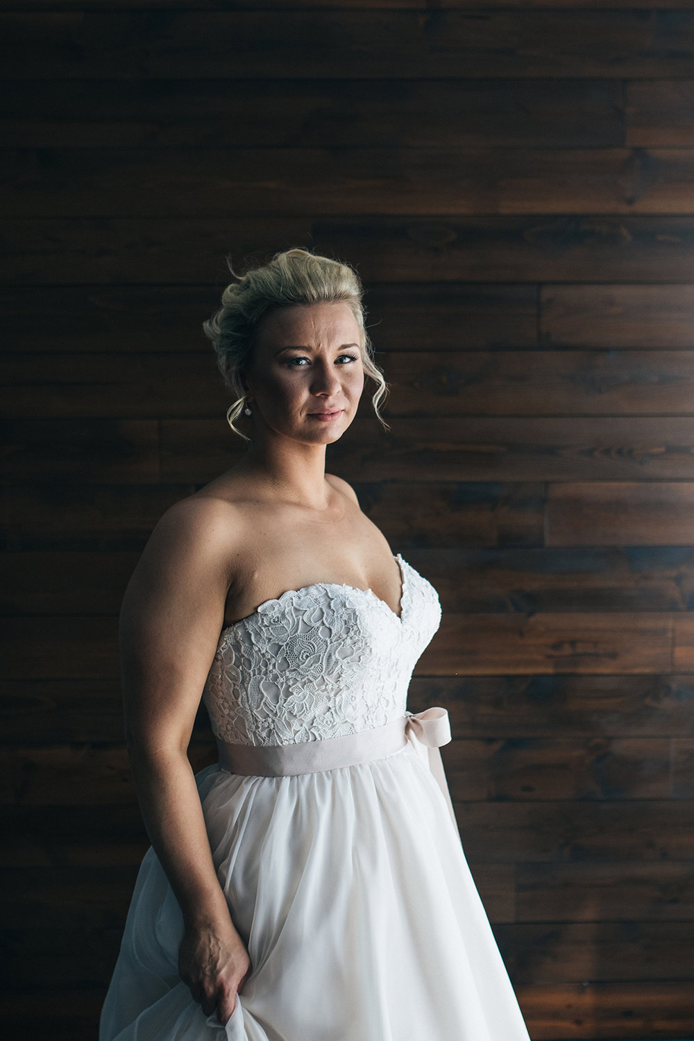 Click on image to view Brenna's wedding blog!