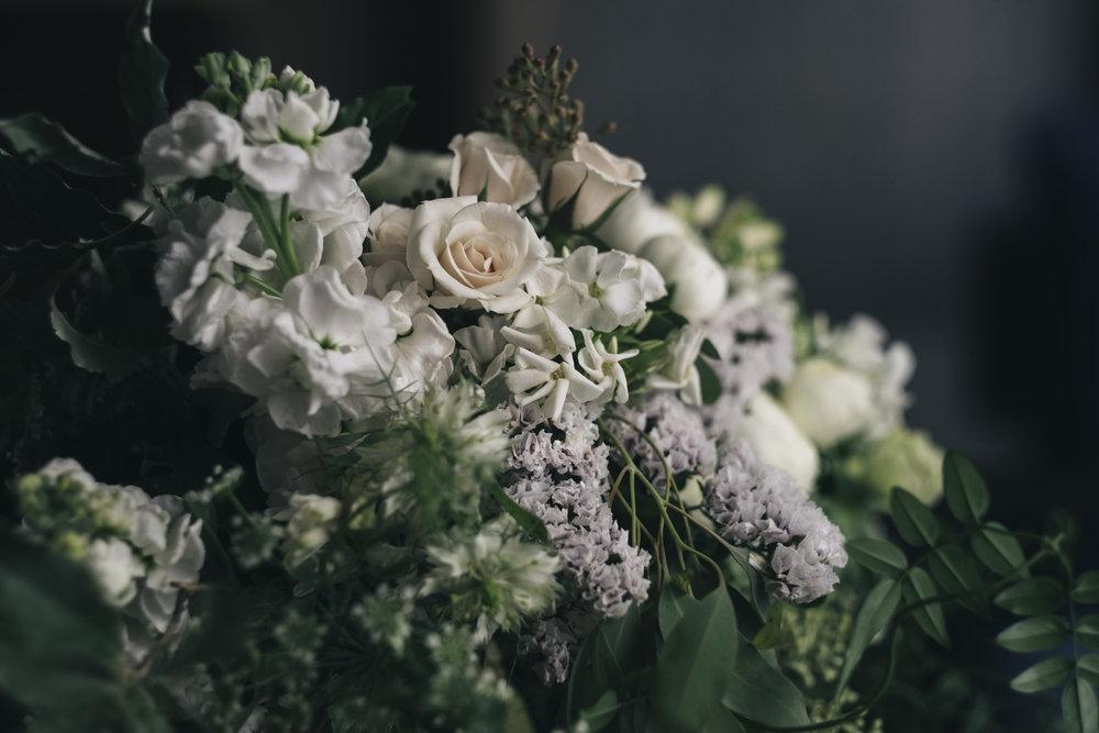 Beautiful floral bouquet from Bartz Viviano in Toledo, Ohio.