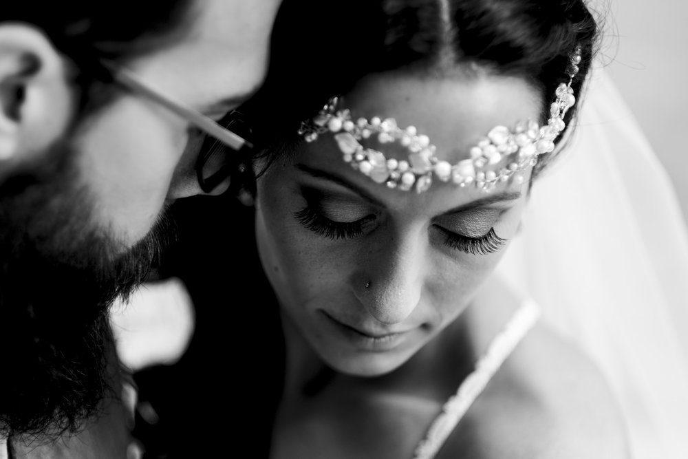Gorgeous bridal Makeup by Amy Lewis.
