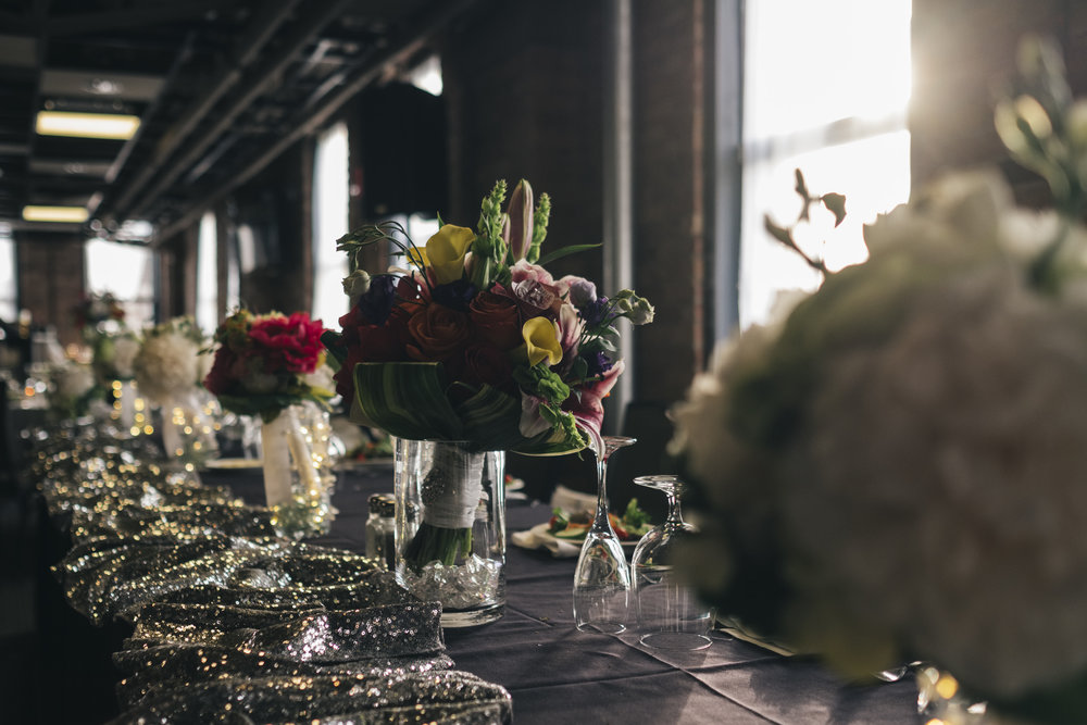 Top of Nine wedding in Toledo Ohio